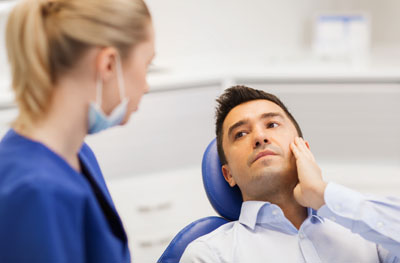 Suggestions From Your Local Dentist For Dealing Sensitive Teeth
